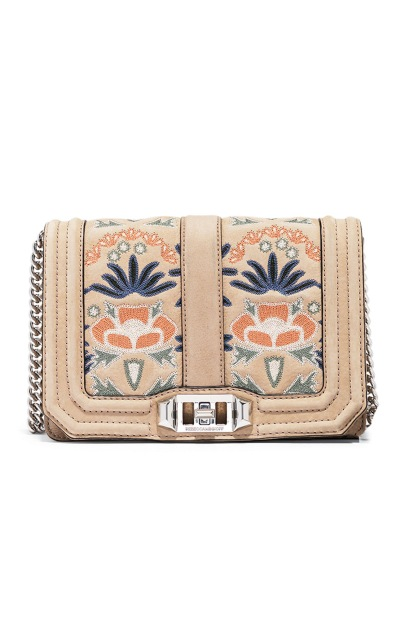 A cross body is a pieces that you will get a lot of wear out of. This Rebecca Minkoff is on sale July 21st- August 6th during the Nordstrom Anniversary Sale