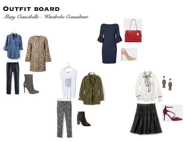Outfit Board